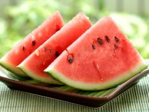 Poisoning with watermelon