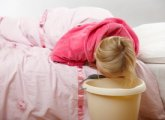 What to do if the baby is vomiting