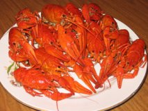 Crayfish poisoning
