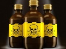 Poisoning with alcohol substitutes